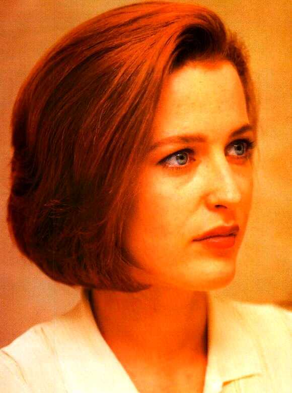 Special Agent Dana Scully